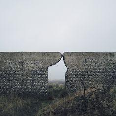 invisiblestories:  A way through. Away through. (image via* *)