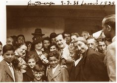 Some passengers of the MS St. Louis, known to some as the voyage of the damned, a ship which carried 937 Germans (930 of them Jewish) seeking asylum from Nazi persecution in 1939.  The ship was turned away from Cuba, the United States, Canada, Britain before returning to Antwerp, Belgium, where the ship had disembarked from.