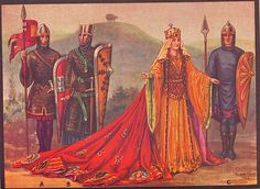 English Queen, 12th Century | Flickr - Photo Sharing!