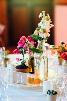 41-decoration table mariage madame coquelicot mexique