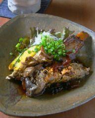 Okayama|岡山 おかやま|Restaurant|空ノ菜 |ピーチポークスペアリブの黒胡椒煮。 1200円
