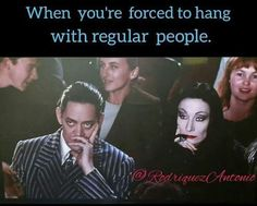 Lol The Adams family Funny Quotes, Funny Memes, Hilarious, Jokes, Gomez And Morticia, Morticia Addams, Under Your Spell, Cult, In Kindergarten