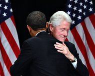 WASHINGTON — Former President Bill Clinton is set to play a central part in the Democratic convention, aides said, and will formally place President Obama's name into nomination by delivering a prime-time speech designed to present a forceful economic argument for why Mr. Obama deserves to win a second term.