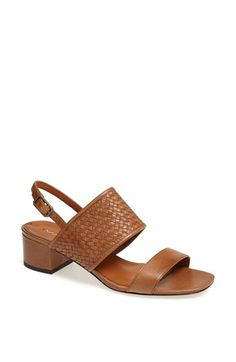 17340d5a833 Via Spiga  Cairo2  Leather Sandal available at  Nordstrom Smooth Leather