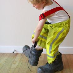 brandweerpak wordt mini-brandweerpak