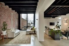 Un loft contemporain en ville - PLANETE DECO a homes world