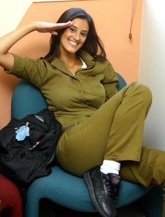 Hot Israeli Women Soldiers | ... find more military babes beautiful israeli women soldiers gallery