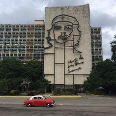 Hasta pronto Cuba! @barean #holidays #Cuba #lahabana #varadero #cheguevara #hastapronto #cestfini #taxiladys #duopeligroso by isa_f_c