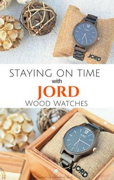 This #woodwatch is the perfect #fallaccessory! Your #jordwatch will go with everything this season!