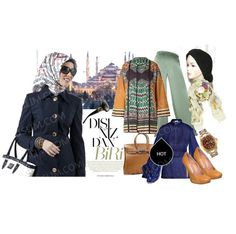 """Everyday Clothing With Mslim HIjab 