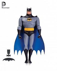 """Увеличить """"Фигурка Бэтмен """"Batman The Animated Series"""" (DC Collectibles Batman The Animated Series Batman Figure)"""""""
