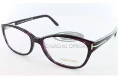 Tom Ford TF 5142 54-15 Black Glasses Tom Ford Glasses, Optician, Silver Shoes, Dark Purple, Cat Eye, Specs, Eyewear, Toms, Sunglasses