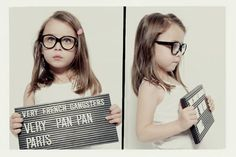 publicidad de gafas