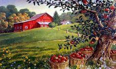 Apple Harvest (40 pieces)