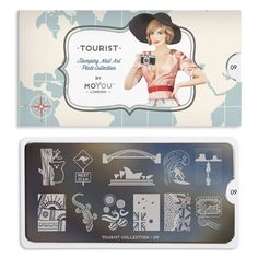 Enjoy new York City inspired stamping nail art plates and travel to London, Australia, France, Spain and all the way to Tokyo via your holiday nail art! Stamping Nail Polish, Image Plate, Stainless Steel Plate, Holiday Nail Art, Say Hello, Smudging, You Nailed It, Toy Chest, My Photos