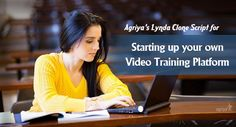 Agriya's team of talented individuals were able to create an efficient tutorial software, Tutor - Lynda clone script that can be used to exploit the exponential fortunes of the online learning and teaching platform.