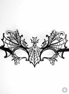 Masquerade Mask Template Http//wwwtattoodonkeycom/ Masks Metal  cakepins.com