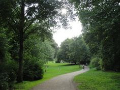 Through the park in Lüneburg One Day Trip, Middle Ages, Places To See, Germany, Park, Day Trips, Deutsch, Parks, Mid Century