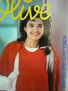 Japan Olive 1984 Barbie Dolls Hand Made Doll Vintage 80s Teen Fashion Magazine | eBay