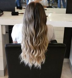 11 New Hair Color Ideas for Ombre Hair (3) | Blonde Balayage