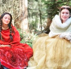 Behind the scenes of Once Upon A Time