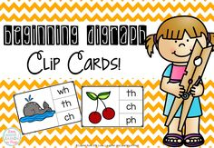 Purchase this resource now and earn 3 Points Want a Discount...Like this resource using the social media icons & a discount will automatically be applied to your purchase at checkout. Share Perfect as a literacy centre or 'Fast Finisher' task, these colourful cards will help your class to work on their phonics and fine motor …