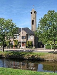 Nieuwe Pekela, Groningen. The Netherlands