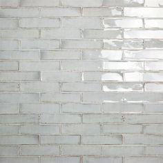 Argila Poitiers White 3x12 Wall Tile Peronda Peronda