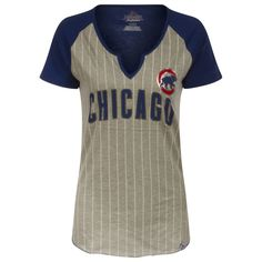 b55f4a7a 55 Best Cubs Womens Shirts images | Tees for women, Chicago Cubs, V ...