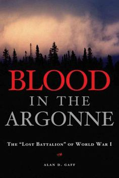 Book about the Lost Battalion. We also have movies on the subject.