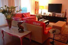 Vintage Living room apartment