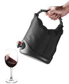 Menu Wine Tote, Baggy Wine Coat