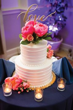 Real Maine Weddings - Cakes & Desserts