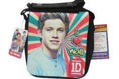 One Direction Small CrossBody Bag, Niall Horan in Retro One Direction Gifts, I Love One Direction, Retro Shoes, Small Crossbody Bag, Niall Horan, First Love, Amazon, Ants, Babe
