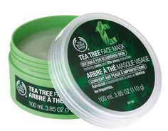 tea tree mask #teatree