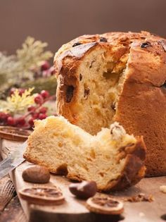 panetone Greek Desserts, Greek Recipes, Food Cakes, Sweets Cake, Cupcake Cakes, Osvaldo Gross, Chocolate Fudge Frosting, Cake Recipes, Dessert Recipes