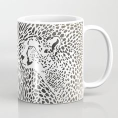 Our premium ceramic Coffee Mugs make art part of your everyday life. These cool cups also happen to be one of our most popular gifting items - because they're both useful and thoughtful.      - Available in 11oz and 15oz options   - Premium ceramic construction   - Wraparound artwork   - Large handles for easy gripping   - Dishwasher and microwave safe