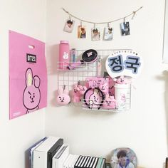 Ship your submit I like Guo chan Army Room Decor, Cute Room Decor, Bedroom Decor, Army Bedroom, Kpop Diy, Bts Merch, Room Goals, Aesthetic Room Decor, Room Tour