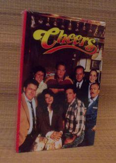 New sealed VHS TV series Cheers 1988 Ted Danson Kirstie Alley Woody Harrelson