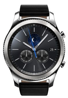 Samsung Gear S3 CLASSIC Smartwatch! (This is the other model they're coming out with). CHECK it out!