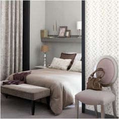 Glasgow Wallpaper and Fabric Collection(source Casadeco) Wallpaper Australia / The Ivory Tower
