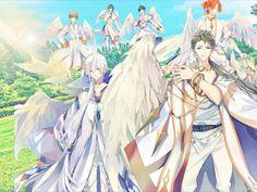 Cool Anime Guys, All Anime, Manga Anime, My Little Pony Games, Tsukiuta The Animation, Anime Artwork, Magical Creatures, Kawaii Anime, Anime Characters