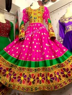 لباس هاى زيبا افغانى/ afghan dresses - http://dokhtarana.com/1612-2/