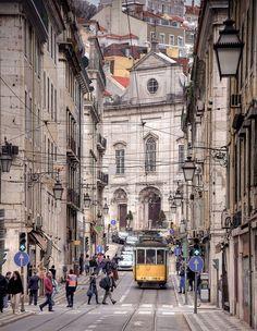 Rua da Conceição - Lisboa - Portugal