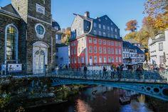 You should visit this picturesque place in Monschau Germany. A place where you can buy every day of the year Christmas ornaments. Days Of The Year, Photo S, Travel Photography, Beautiful Places, Germany, Canning, Christmas Ornaments, Home Canning, Deutsch