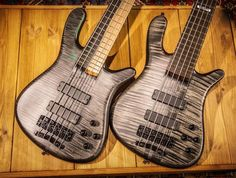 2 x Streamer Stage I built for West from Hämatom with AAA flamed Maple body and headstock, Maple neck and nirvana black transparent satin finish #warwick #framus #warwickbass #framusguitar #bass #guitar #instrument #music #musician #sound #strings #wood #woodporn #play #player #color #colorful #amps #amplification #acoustic #acousticguitar