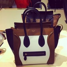 Celine. I want one of these SO bad.