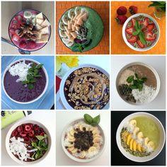 Dort jsem sice zatím nepekla, ale mámpocit, že s blogem slavím každý den. Barvami a plnohodnotným jídlem, které mě podporuje na mé cestě za zdravím. Myslím, že i já mohu být blogu vděčná, jinak bych se tak daleko možná nedostala. Hummus, Acai Bowl, Breakfast, Ethnic Recipes, Food, Diet, Homemade Hummus, Acai Berry Bowl, Morning Coffee