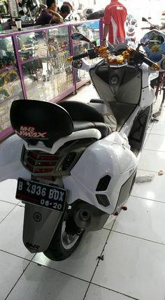 Berbagai Konsep Modifikasi Yamaha Nmax yang Super Keren (Part Yamaha Nmax, Biker, Vehicles, Car, Motorbikes, Automobile, Autos, Vehicle