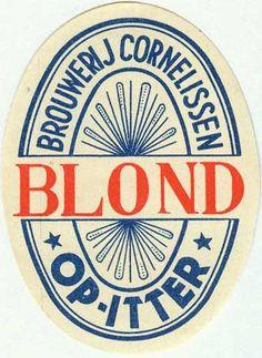 Etiketten - brouwerij St Jozef te Opitter